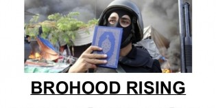 Western Media Ignores Christian Church Burnings In Egypt By Muslim Brotherhood