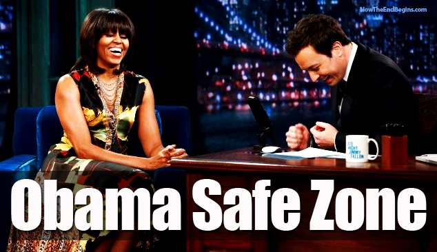 tonight-show-jimmy-fallon-barack-michelle-obama-liberal-democrat-safe-zone