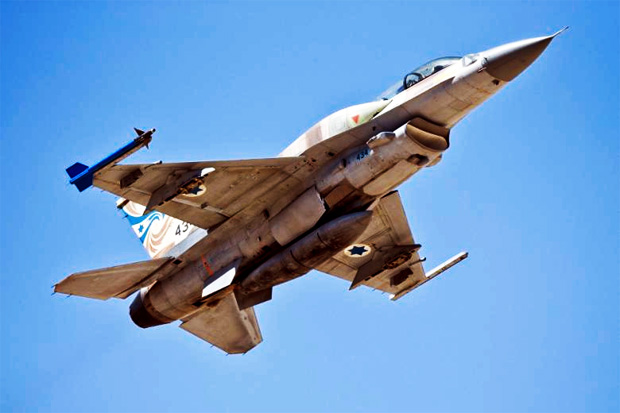 israeli-air-force-bombs-gaza-strip-after-islamic-jihadi-attack-on-southern-israel