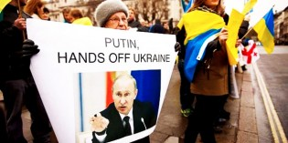 Obama Silent As Russia Tells Ukraine 'Surrender Or Face Military Storm!""