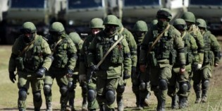 RED DAWN! Russian Forces Storm And Seize Ukraine Naval HQ In Crimea