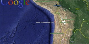 Massive 8.2 Earthquake Rocks Coast Of Chile And Creates Tsunami