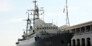 Russian Spy Ships Operating Off Coast Of Jacksonville Florida Near Mayport Naval Station