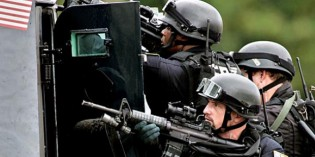 Obama's Private Army Has Created Dozens Of Paramilitary Federal SWAT Teams