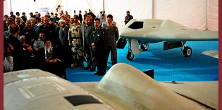 Iran Unveils New High-Tech Drone Based On Obama's 'Gift' In 2011