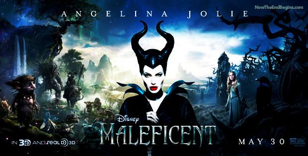 maléfica-Walt-Disney-satanismo ocult-illuminati-angelina jolie-evil-