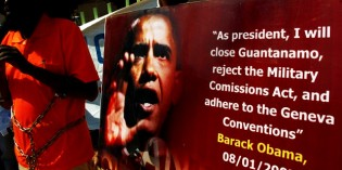 Obama Broke Law By Refusing To Notify Congress In Gitmo Prisoner Swap