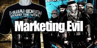 Demonic Muslim Terror Group ISIS Now Being Marketed As A Brand