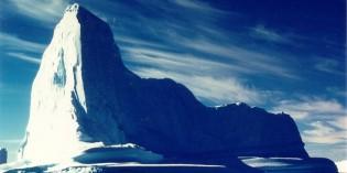 Massive Melting Antarctic Glacier Proves That Obama Must Make Volcanoes Illegal