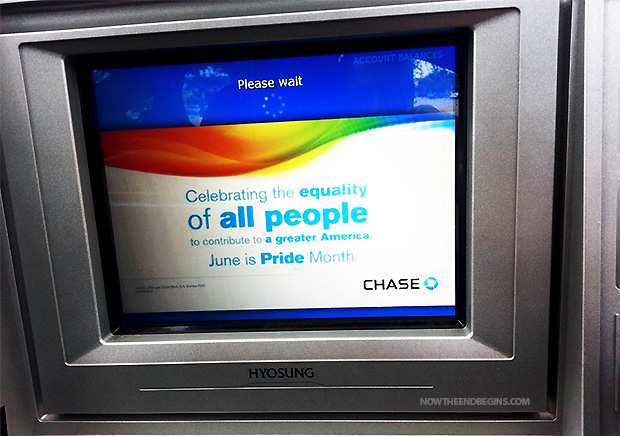 Chase bank surveys workers to see if they're 'ally of the LGBT community'