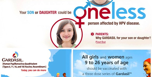 How The FDA And Gardasil Are Destroying The Lives Of American Girls
