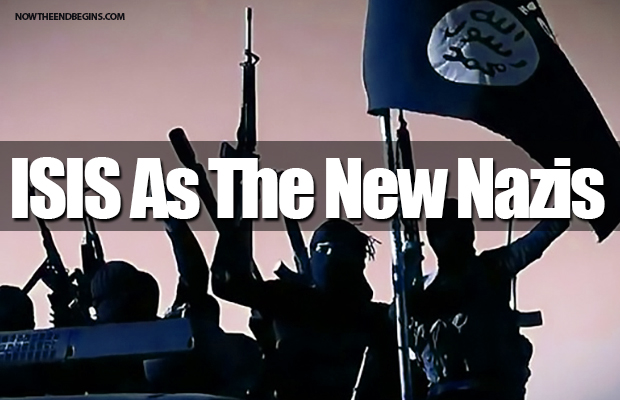Is the isis caliphate the muslim confederacy prophesied in psalm 83