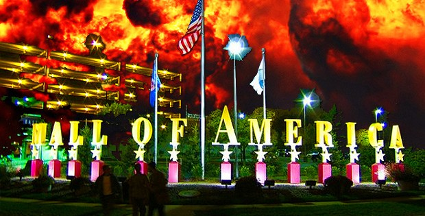 Jim Garrow Says Muslim Terrorists To Unleash 9/11 Shopping Mall Bombing Attacks On America