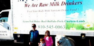Michigan DOA Thugs Force Raw Milk Dairy Farmer To Dump $5000 Worth Of Products