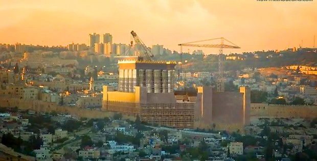 Organization In Israel Launches Campaign To Draft Plans For Third Jewish Temple