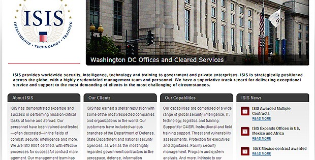 Did You Know About The ISIS That's Headquartered In Washington DC?
