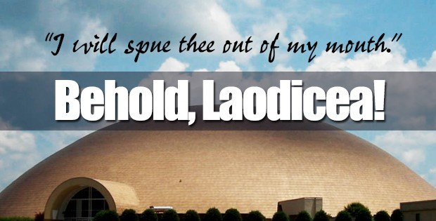 $26 Million Laodicean Mega-Church Has Night Club, Fitness Center, 12 Lane Bowling Alley