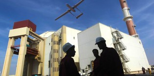 Iran Says It Has Captured Israeli Drone Over Their Nuclear Weapons Factory In Natanz