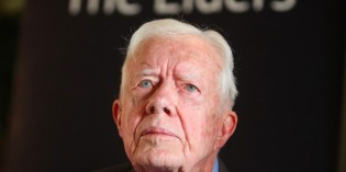 For Jimmy Carter And The Liberals, The Enemy Is Always Israel
