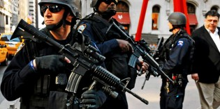 Obama's Private Army Has Been Realized With The Militarized Police Force