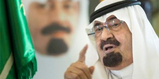 Saudi King Warns America And The West To Stop ISIS Before It's Too Late
