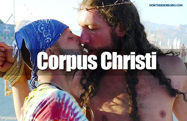 Gay rights activist christ love