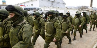 Panic As Thousands Of Russian Troops Pour Into Ukraine