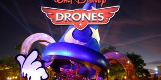 First It Was Wearable RFID Tracking Bracelets, Now Disney Rolls Out Drones