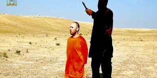 ISIS Taunts Obama As Second American Journalist Steven Sotloff Is Publicly Beheaded