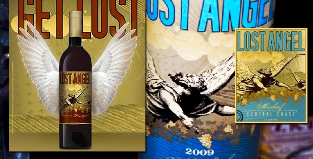 'Lost Angel' Wine Markets Themselves To Lost People Going To Hell