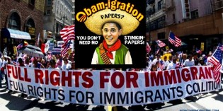 Commander-In-Chief Obama To Allow Illegal Immigrants Without Visas To Join The Military