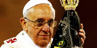 Is Pope Francis Preparing To Declare The 'Virgin' Mary To Be 4th Part Of The Trinity?