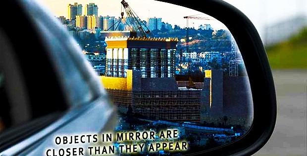 Crowdfunding Campaign To Build Third Jewish Temple In Israel Raises Over $100,000
