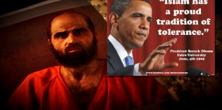 Ft. Hood Shooter Nidal Hasan Mocks 'Workplace Violence' Conviction, Threatens Pope