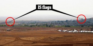 Mind-Numbing Horror As Hundreds Publicaly Beheaded In ISIS Rampage In Kobane