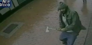 Muslim Man Attacks NYC Police With Hatchet In Third N. American Terror Attack