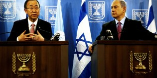 Netanyahu Scores Direct Hit Against UN's Anti-Israel Statement On Gaza