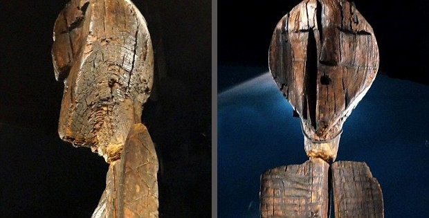 World's Oldest Statue Is Of A Giant 17.4 Foot Nephilim From Genesis
