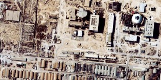 Massive Mysterious Explosion Demolishes Iran's Parchin Nuclear Facility