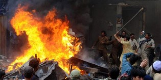 Christian Couple Burned Alive In Pakistan By Muslim Mob