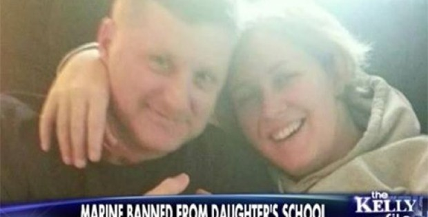 Marine Dad Takes Stand After Daughter Gets 'F' for Refusing Islamic Indoctrination