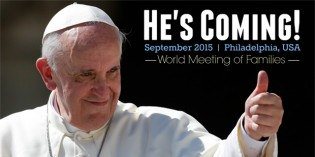 Pope Francis Coming To America In 2015 To 'Unify Catholics And Non-Catholics' With Rome