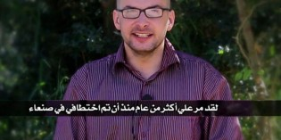 Al-Qaeda Affiliate Threatens To Kill American Hostage Luke Somers