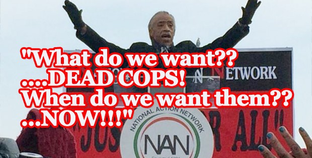 Al Sharpton Incited Anti-Police Violence Now Seeks Police Protection (VIDEO)