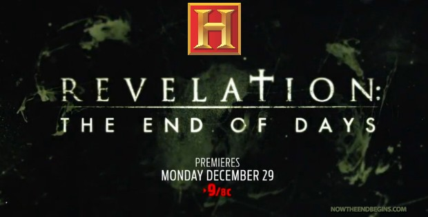 History Channel To Air Special On Revelation, Pretribulation Rapture And The Great Tribulation