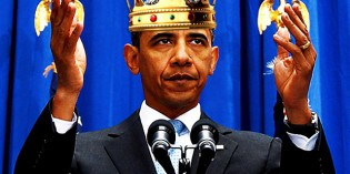 King Obama Defies Congress And Rewrites Obamacare Law Yet Again