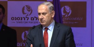 Netanyahu Celebrates Christian IDF Soldiers Saying 'We Are Brothers!'