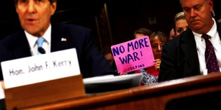 Obama Stuns Congress By Demanding Expanded Powers To Declare War