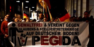 10,000+ Member PEGIDA Takes To Streets To Protest Islamization Of Germany
