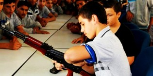 17,000 Terror Teens Being Trained In Hamas Hate Camp In Palestine